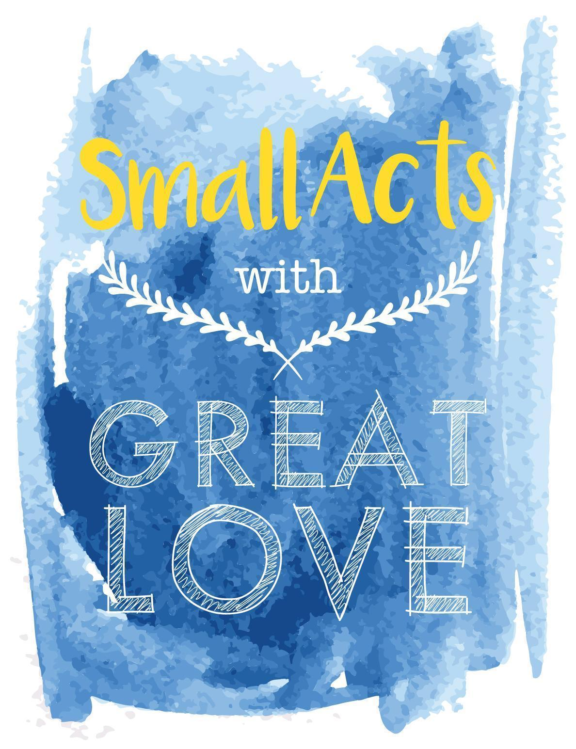 Small Acts 01