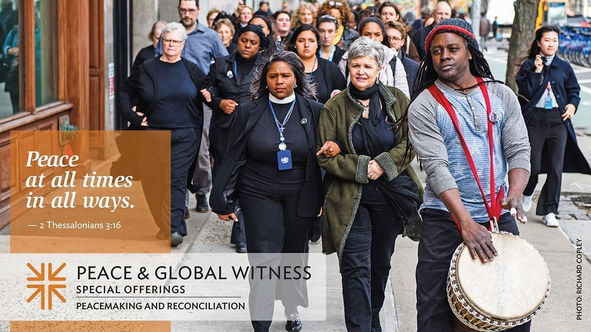 Peace & Global Witness