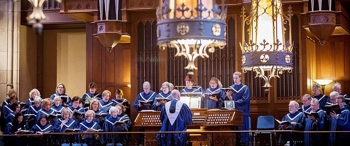 Bryn Mawr Sanctuary Choir