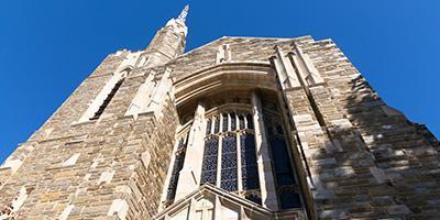 Bryn Mawr Presbyterian Church Sanctuary facade